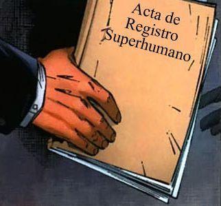 ¿Qué 3 superhéroes se ponen al frente del bando Pro-registro?