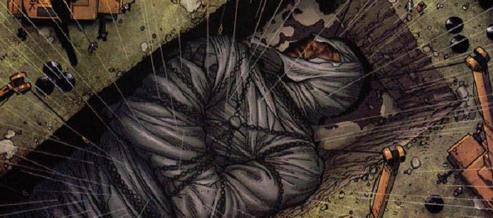 ¿Tras la muerte de Goliat, quién salva a los rebeldes y los ayuda a huir?