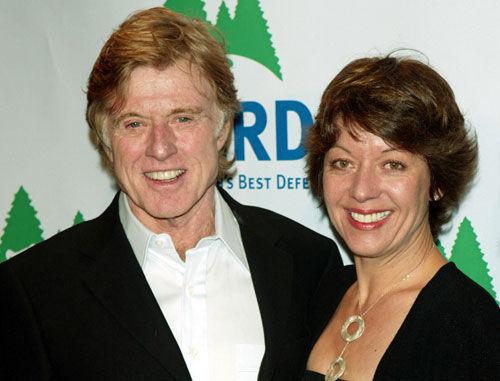 ¿Es la hija o la pareja del actor Robert Redford?