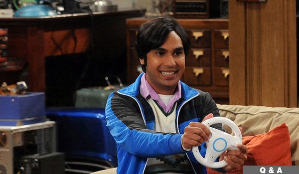 Uno de los primos de Raj es abogado