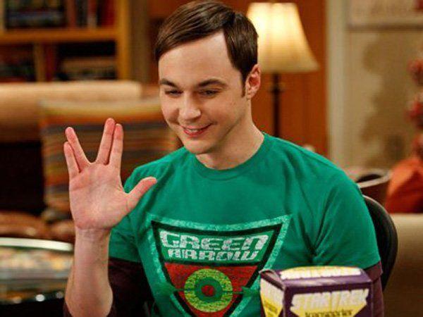 Sheldon no tiene ni idea de deporte (sin contar el Quidditch)