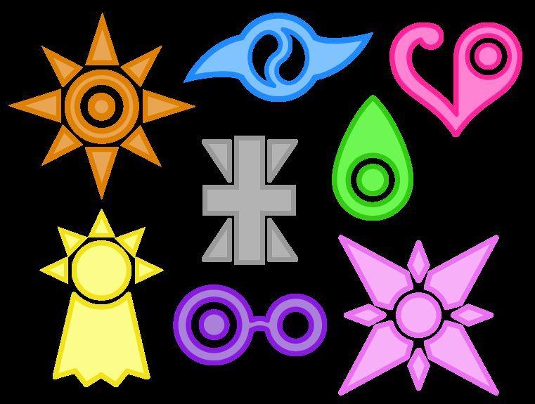 18667 - Emblemas de Digimon