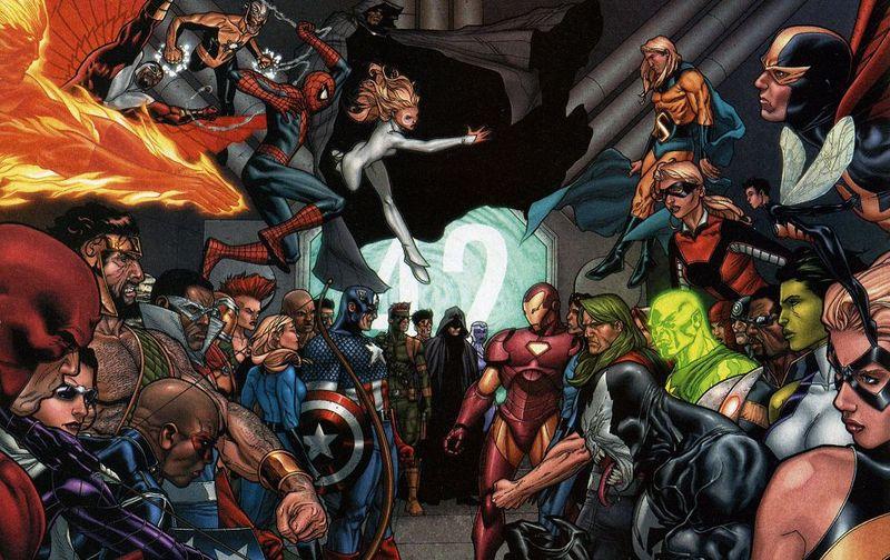 ¿Quién es el espía dentro del equipo del Capi que trabaja para Iron-man?