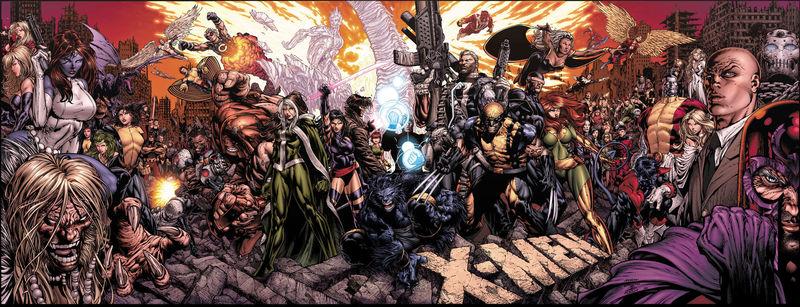 ¿A qué bando se unen los X-men?
