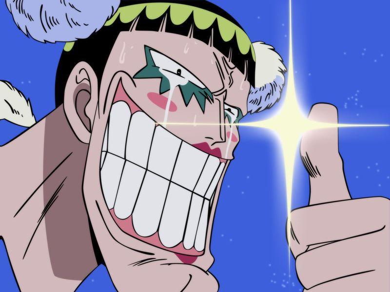 ¿Quien de estos personajes le salva la vida a Luffy y presos de Impel Down?