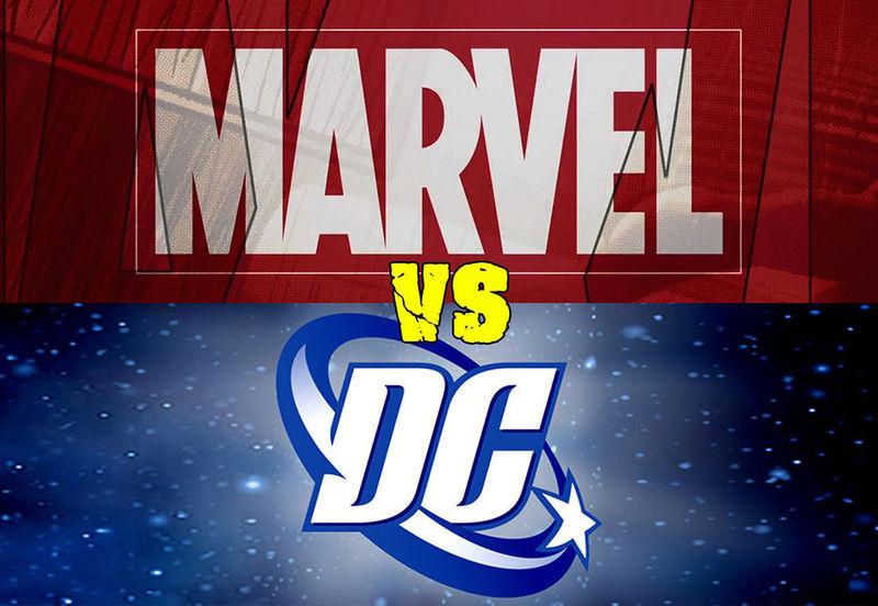 18691 - MARVEL VS DC ¿Cuál Prefieres?