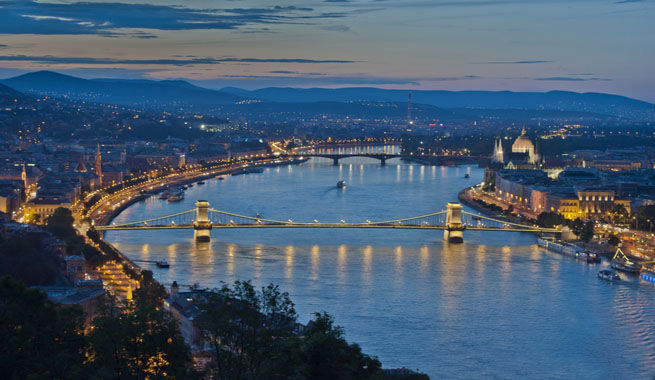 ¿ Cual es el río más caudaloso de Europa ?