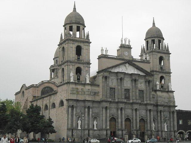 ¿Cuál es la catedral de esta imagen?