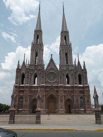 ¿Cuál es la catedral de esta imagen