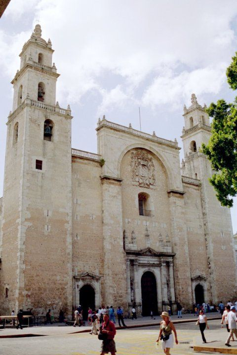 Para finalizar ¿cuál es la catedral que se muestra a continuación?