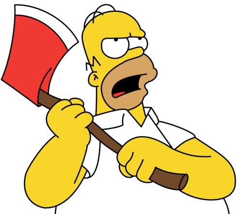 ¿A quién manipulaba Homer para que asesinase a gente en La casa-árbol del terror XXII?