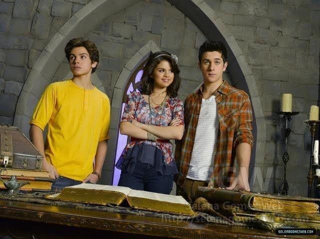 ¿Cuál fue el primer programa de televisión en el que apareció Selena Gomez?