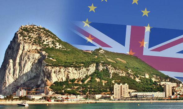 Si tuvieses la residencia en Gibraltar ...