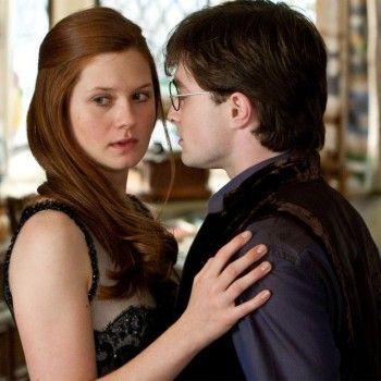 Ginn Weasley le dio una poción de amor a Harry Potter
