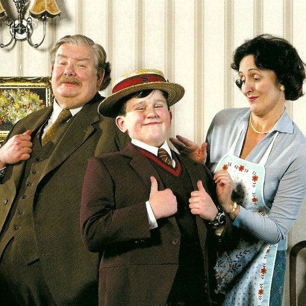 La maldad de Los Dursley era debido a que había un Horrocruxe en su casa