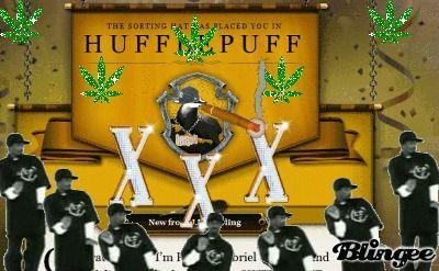 Huflepuff es la casa para fumadores