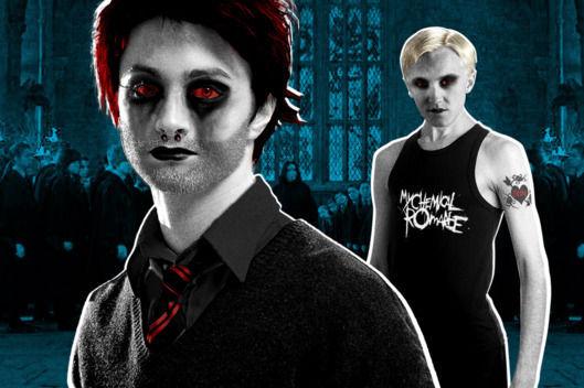 Harry Potter es inmortal