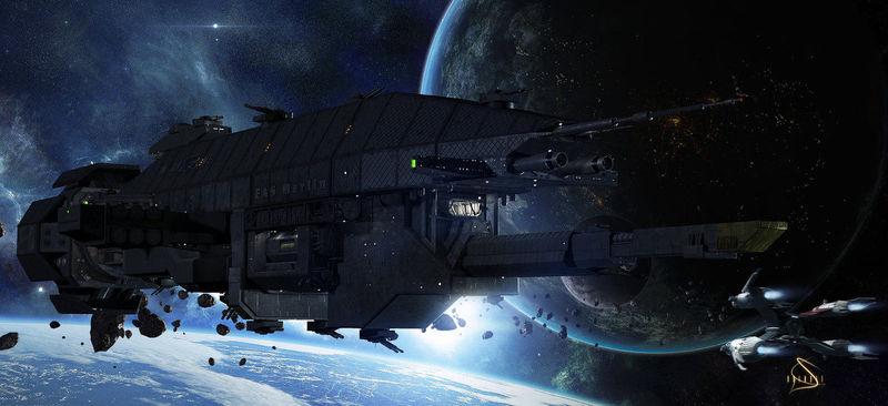 ¿Qué peculiaridad tienen las naves de clase Warlock como la EAS Titans bajo las ordenes de Susan Ivanova?