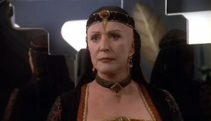 ¿Según la las visiones de la vidente Lady Morella quienes serán Emperadores, uno tras la muerte del otro?
