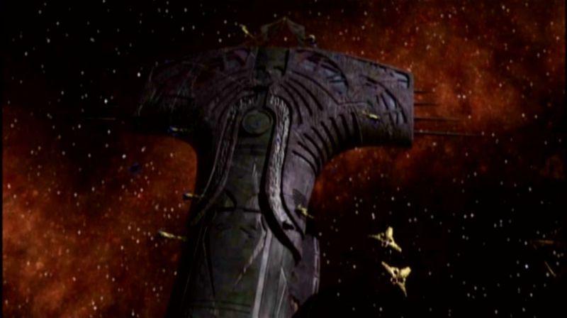 ¿De donde proviene la raza misteriosa y antigua raza telepática que supuso una amenaza para los Vorlons en antaño?