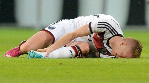 ¿Qué jugador belga anunció hace poco tiempo que se perdía la Eurocopa por lesión?