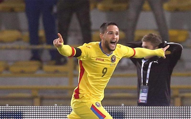 Florin Andone será uno de los delanteros referencia de la selección de rumanía, ¿En que club de la liga Adelante juega?
