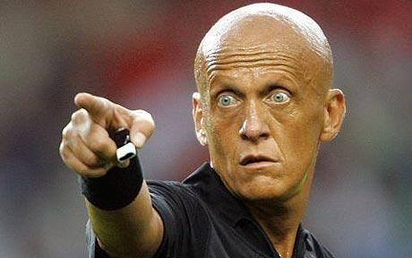 ¿Qué arbitro será el encargado de representar al comité español como árbitro principal?