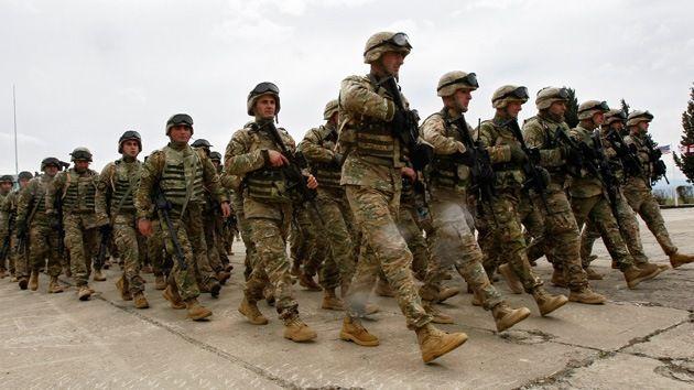Política exterior y fuerzas armadas