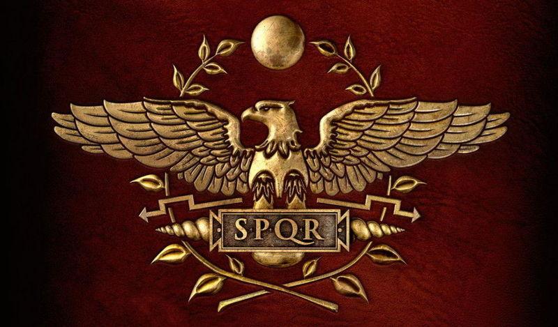 ¿Qué significan las siglas que los legionarios portaban en sus estandartes, SPQR?