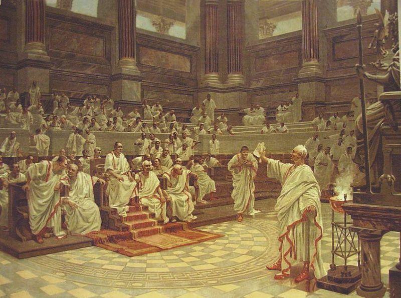 ¿Cómo se llamaban los máximos gobernantes durante la República?