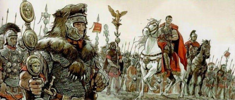18889 - Roma y su imperio