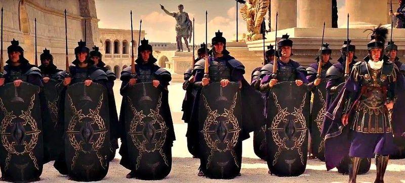 ¿Cuándo surge la guardia pretoriana?