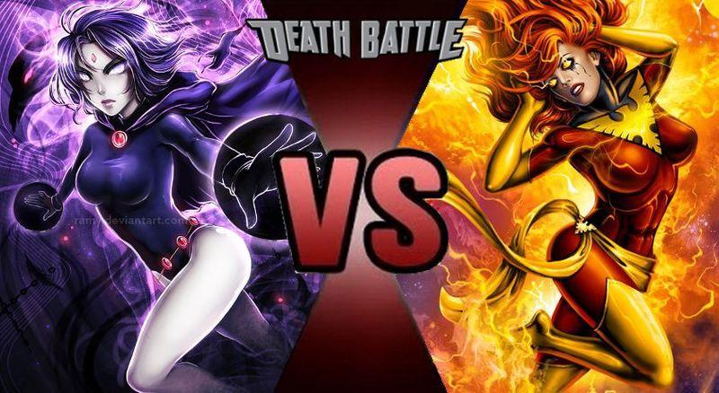 Raven vs Phoenix