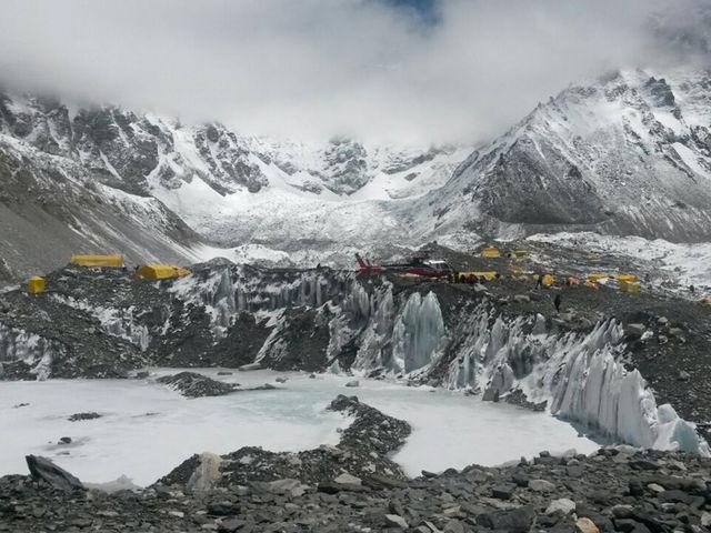 ¿En qué frontera se encuentra el Everest?