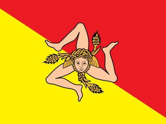 Este símbolo pertenece a la bandera de...