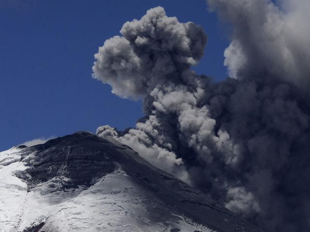 ¿Cuántos volcanes siguen activos en el mundo?