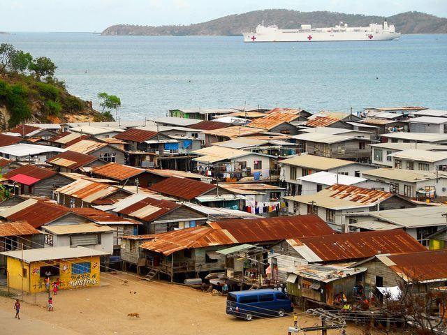 Port Moresby es la capital de...