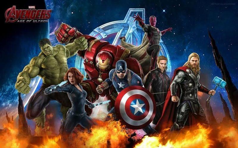 18944 - ¿Qué superhéroe de Marvel eres?