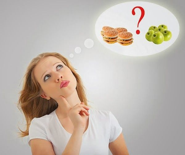 En un día normal y corriente piensas en la comida...
