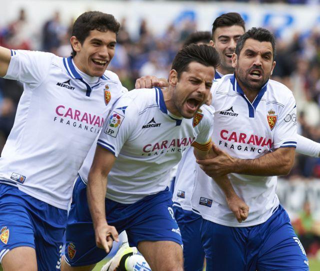 18963 - Jugadores Real Zaragoza