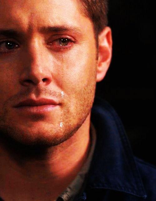 ¿Crees que es cierta la afirmación de que el hombre no llora?