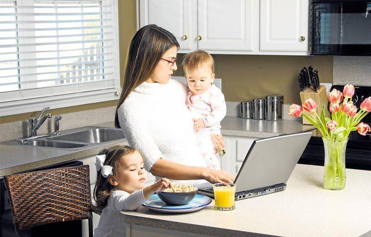 ¿Crees que la mujer es la encargada de las tareas de casa?