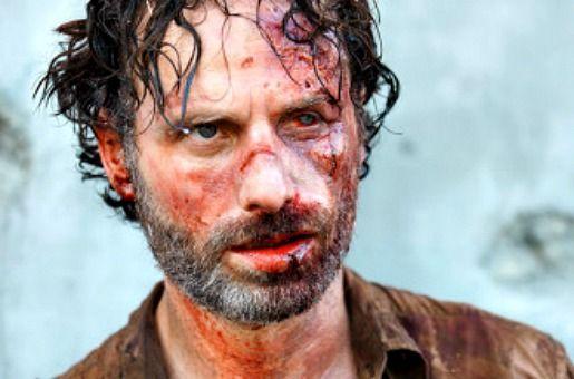 Acaba con la muerte de Rick