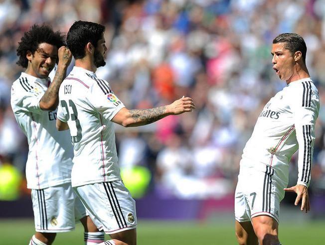 Tu segundo partido importante es contra el Real Madrid en tu estadio (superior), ¿qué táctica deseas utilizar?