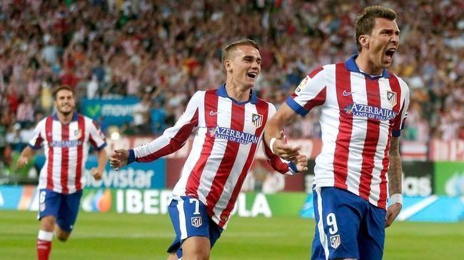 Tu siguiente partido de importancia es contra el Atletico de Madrid en tu estadio (superior) ¿qué táctica deseas utilizar?