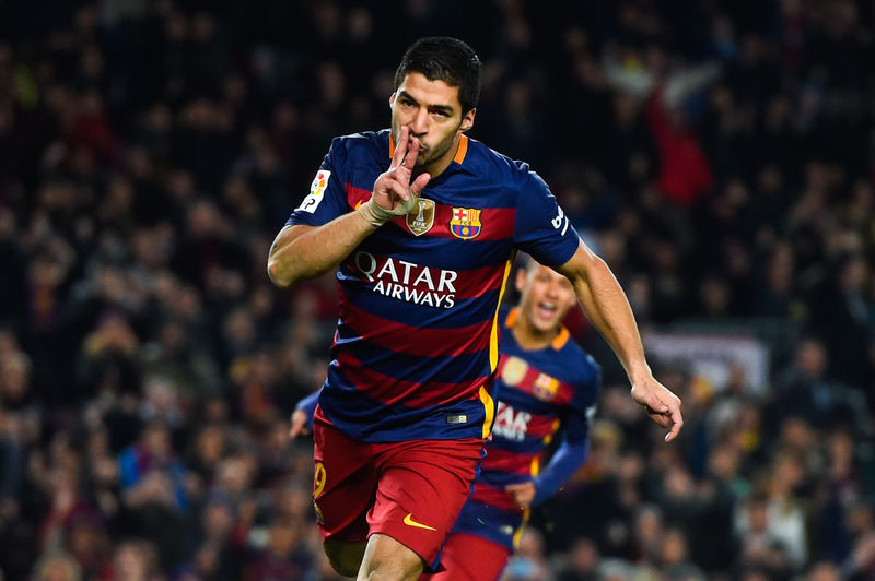 Y, ¿Cuántos goles ha necesitado Suárez para ser el pichichi de la presente campaña?