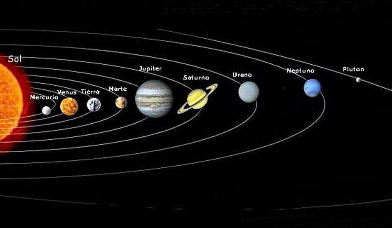"""""""Es tiempo para la raza humana de entrar en el sistema solar"""""""