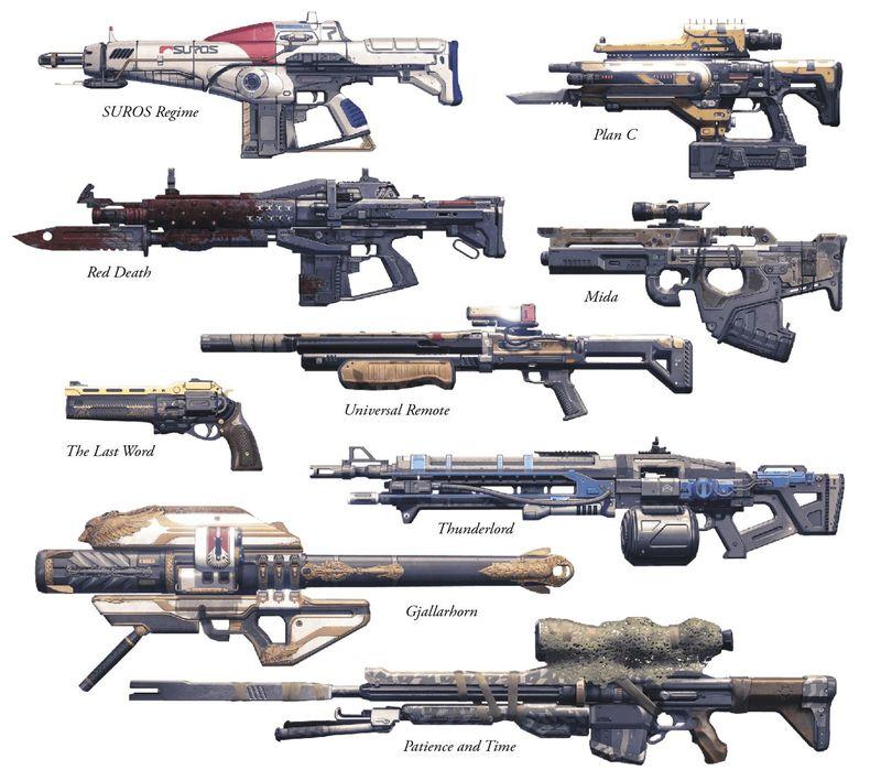 ¿Cuál es la peor arma excepcional, según la comunidad?