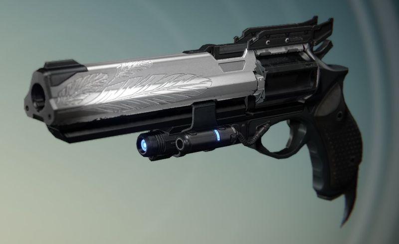 ¿Cómo se llama este arma?