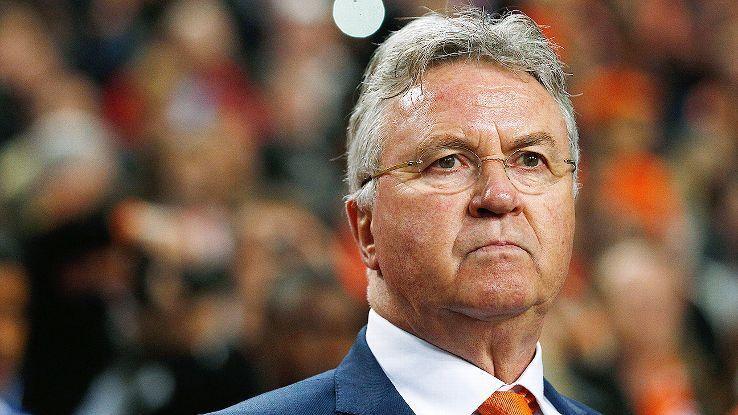 ¿En cuál de estos equipos españoles no ha sido entrenador, Guus Hiddink?